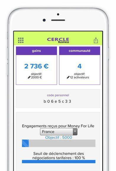 Cercle Business ios 2